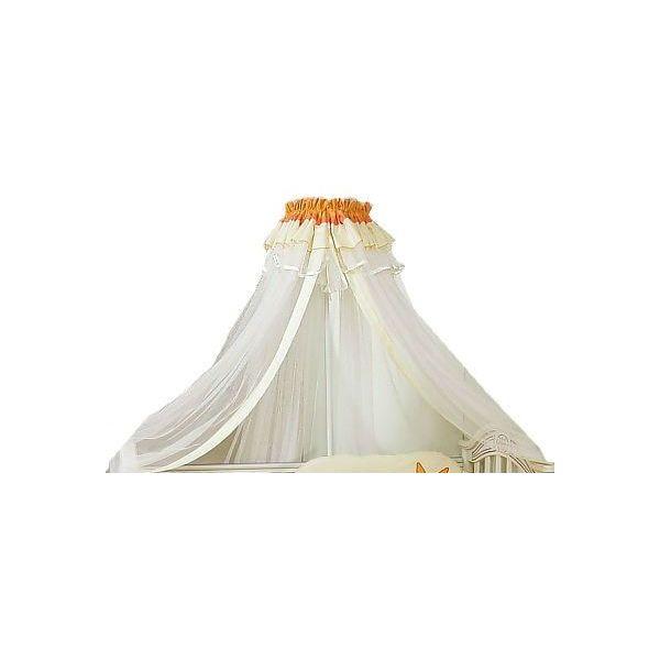 Балдахин Feretti Air Teddy оранжевый