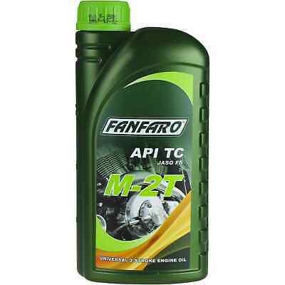 6202 FANFARO M-2T 1 л. Минеральное моторное масло