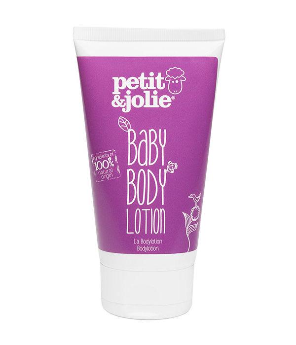 Сливки для тела Petit&Jolie для младенцев,