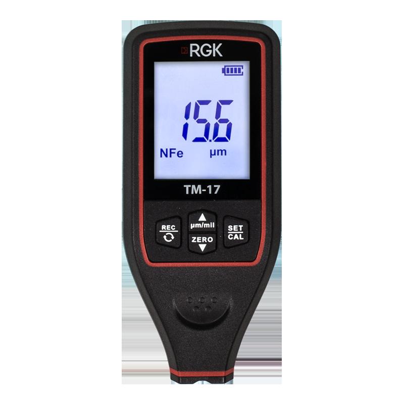 Толщиномер RGK TM 17