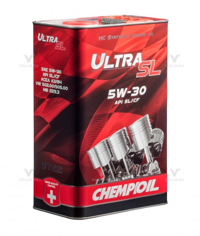 9722 CHEMPIOIL ULTRA SL 5W 30
