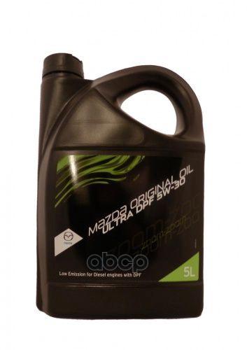 MAZDA Моторное масло Синтетическое Последняя Замена: 830077989.