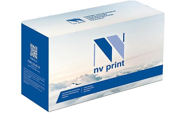 Картридж для лазерного принтера NV Print 51B5H00, черный