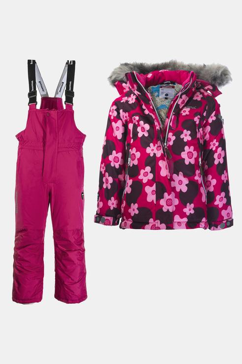 Комплект верхней одежды Kuoma цв. розовый р.104