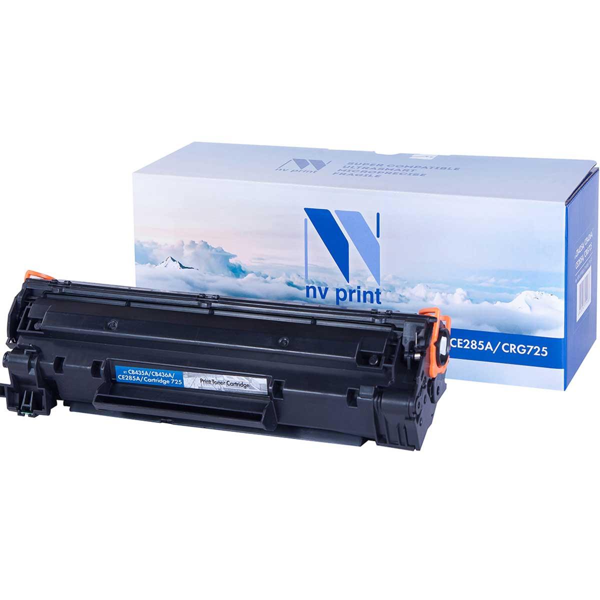 Картридж для лазерного принтера NV Print CB435A/712, черный NV-CB435A/712