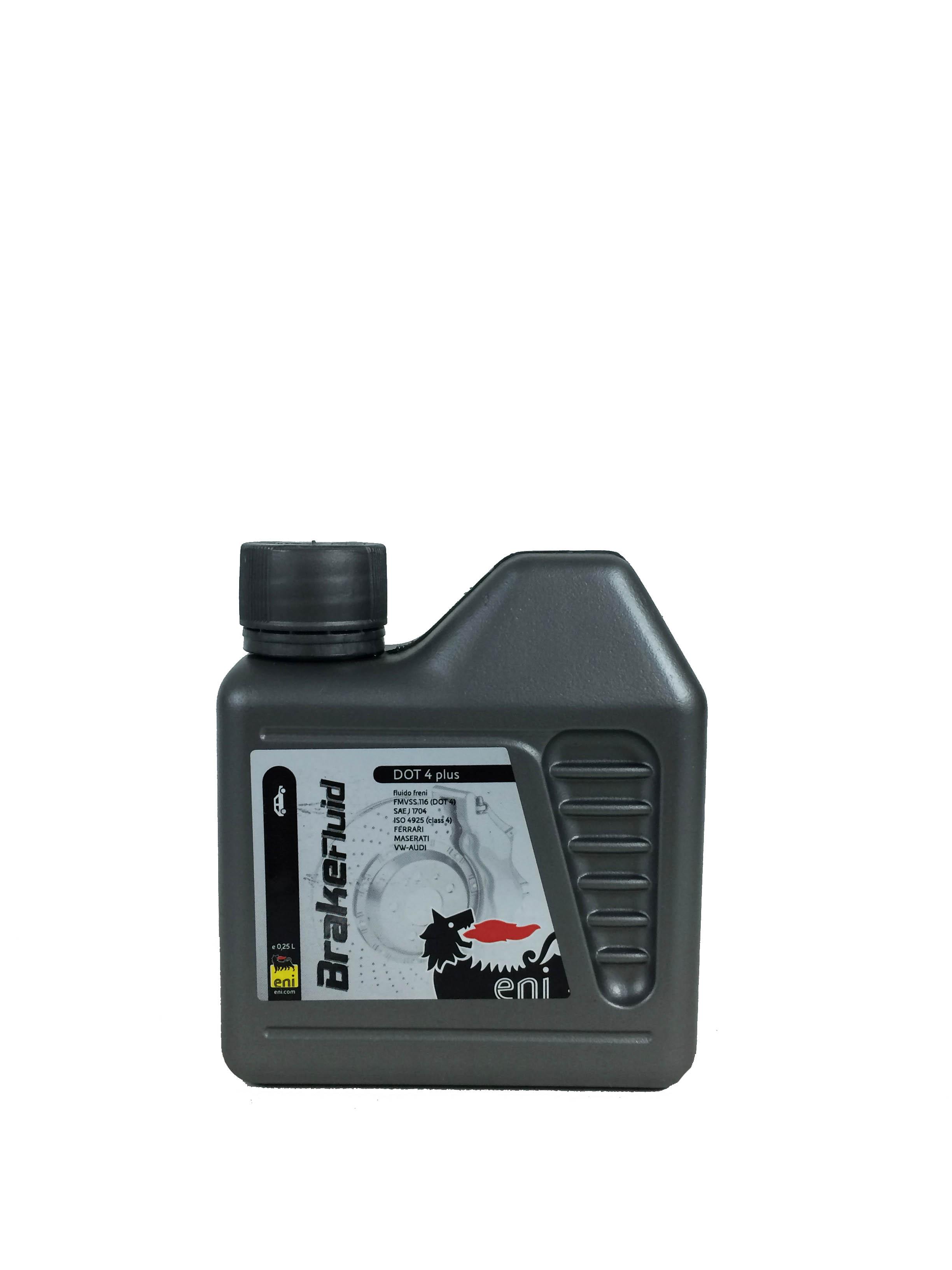 Жидкость тормозная ENI Agip BRAKE 4 Plus