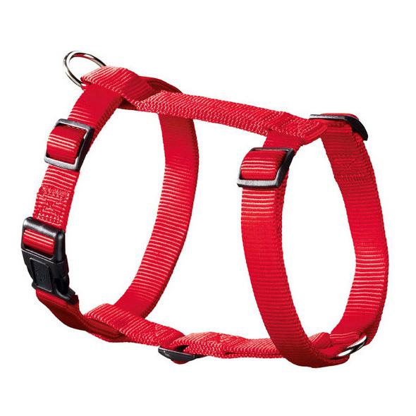 Шлейка для собак Hunter Smart Ecco Sport М (42-65/45-76 см) нейлон красная