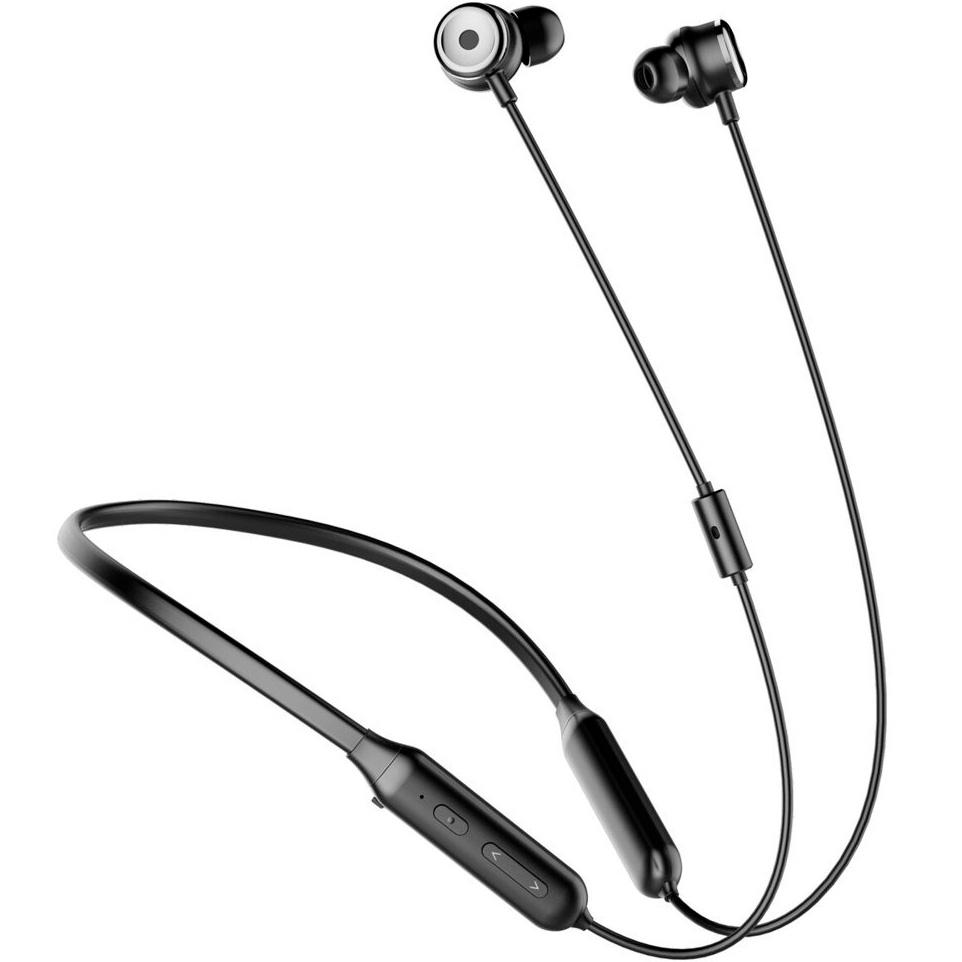 Беспроводные наушники Baseus SIMU Active Noise Reduction Black