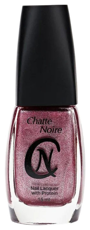 Купить Лак для ногтей Chatte Noire Хром №203 Розово-терракотовый 15 мл