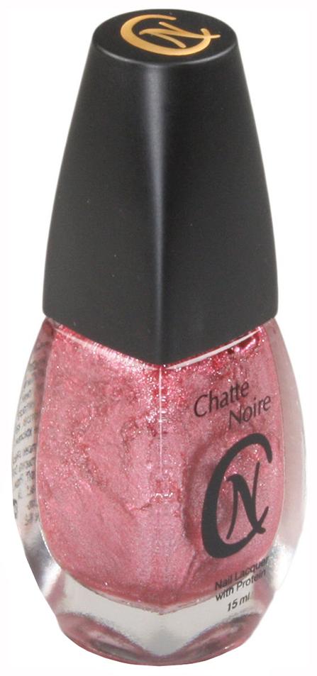 Купить Лак для ногтей Chatte Noire Радуга №701 Темно-розовый голографический 15 мл