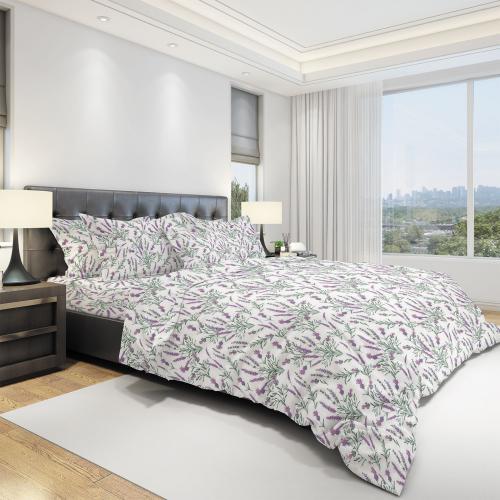 Комплект постельного белья полутораспальный Amore Mio, Bouquet 11557