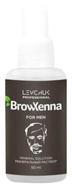 Минеральный раствор BrowXenna For Men, 50 мл