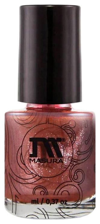 Купить Лак для ногтей Masura Драгоценные камни №904-263M Пурпурный жемчуг 3, 5 мл