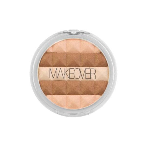 Бронзирующая пудра Makeover Paris Sheer Bronxing Powder