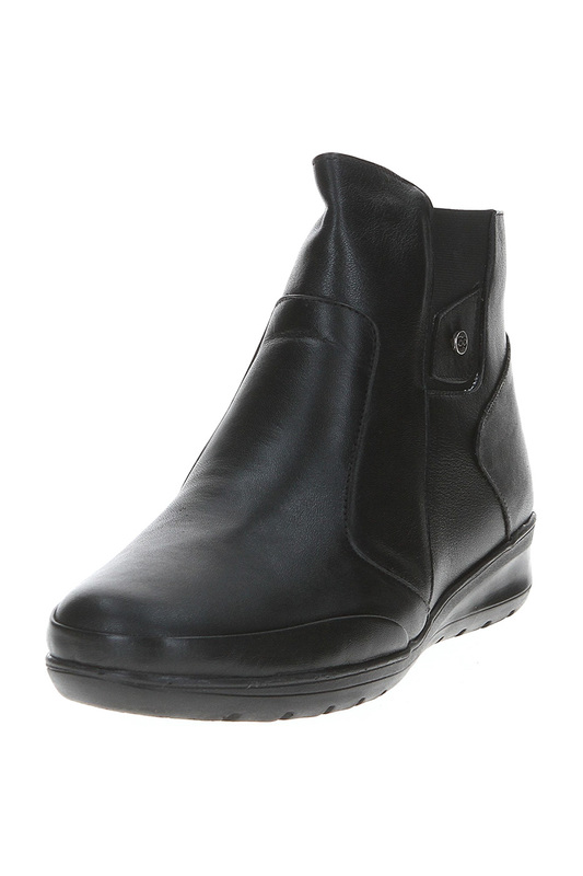 Ботинки женские El Tempo TMR1_703 черные 39 RU фото