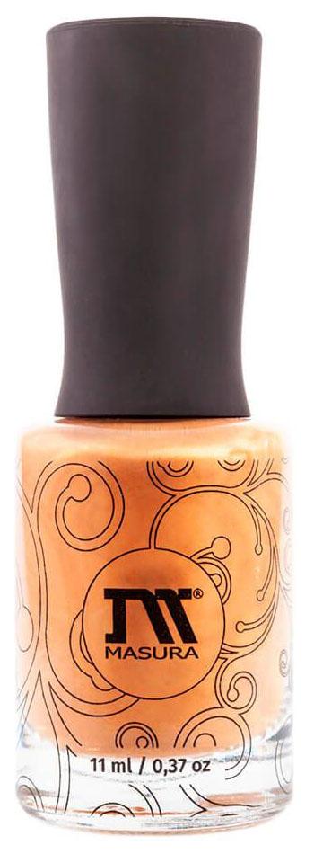 Купить Лак для ногтей Masura Золотая коллекция Золотая горчица 11 мл