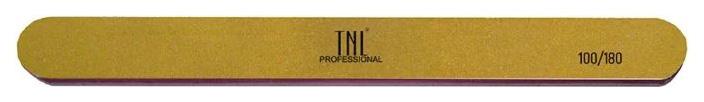 Пилка узкая TNL Professional, 100/180, Золотой