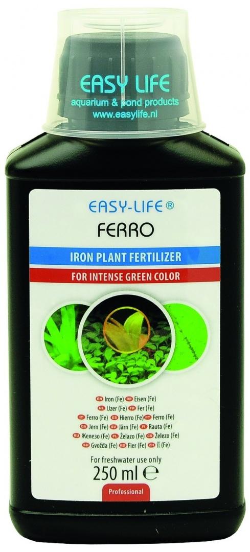 Удобрение для аквариумных растений EASY LIFE Ferro