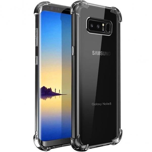 Чехол King Kong Armor для Samsung Galaxy Note 8 Transparent
