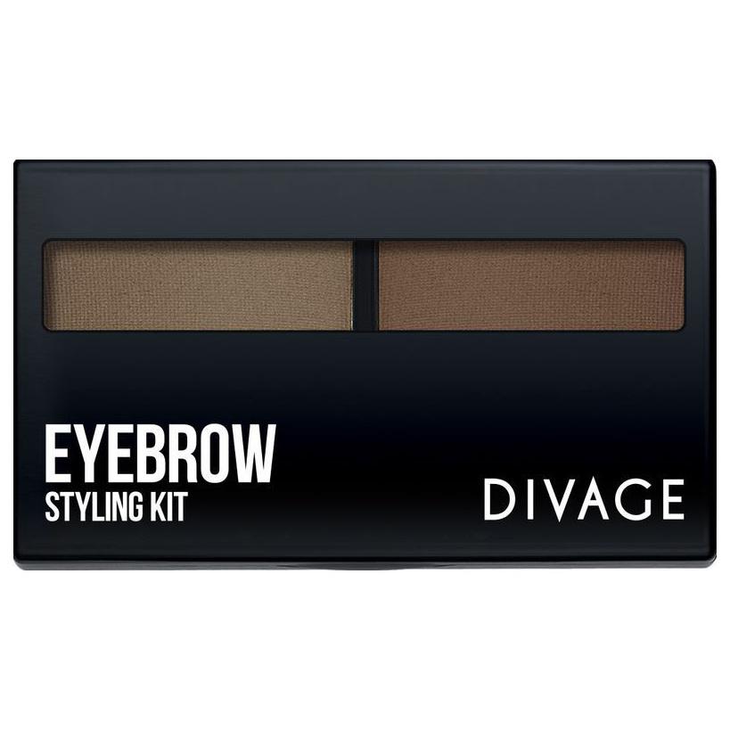 Тени для бровей Divage Eyebrow Styling