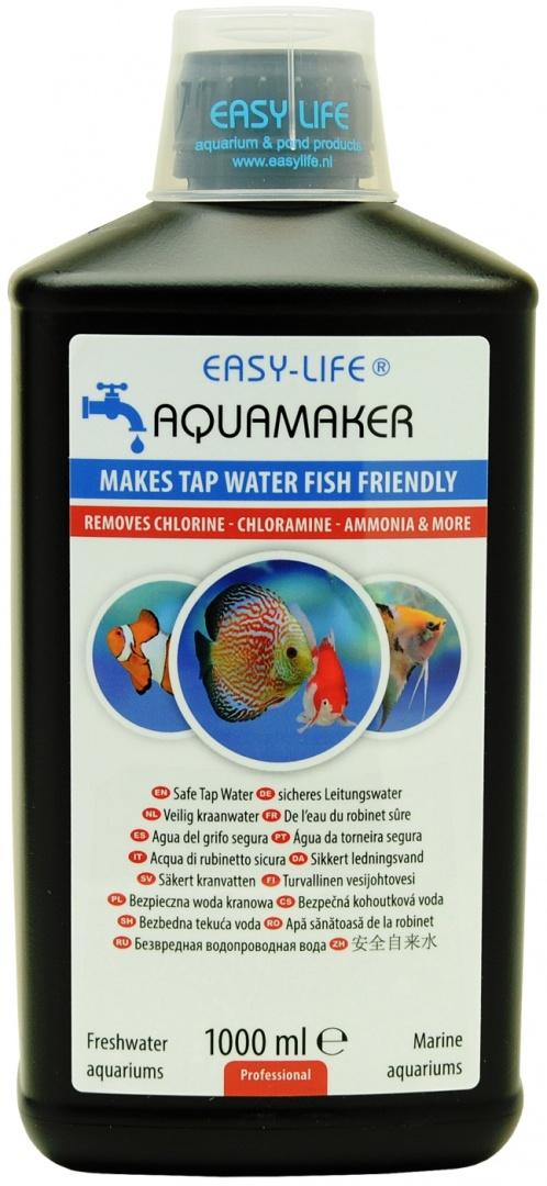 Кондиционер для очистки воды в аквариуме EASY
