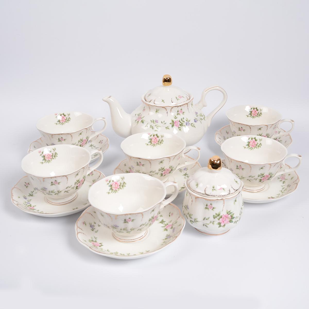 Чайный сервиз Royal Classics 14 предметов