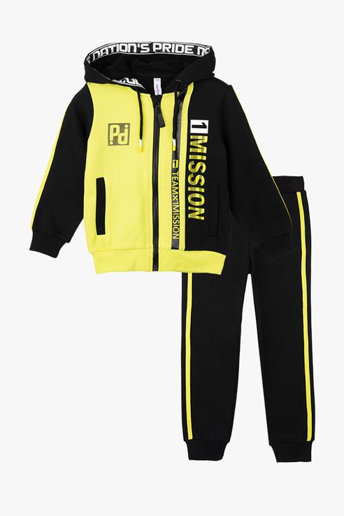 Комплект толстовка и брюки PlayToday 32012311 р.104