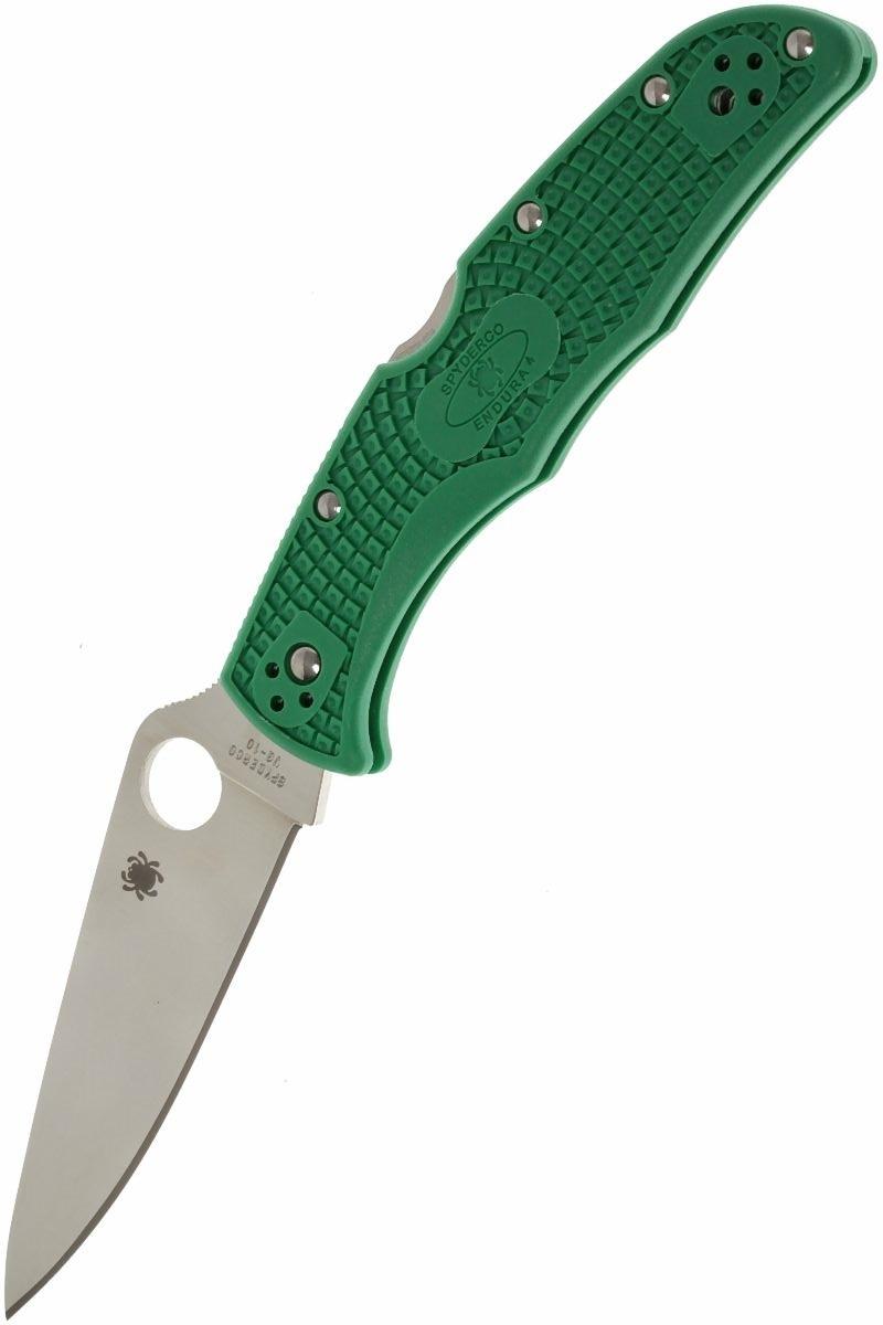 Нож складной SPYDERCO DELICA 4 C11FPGR