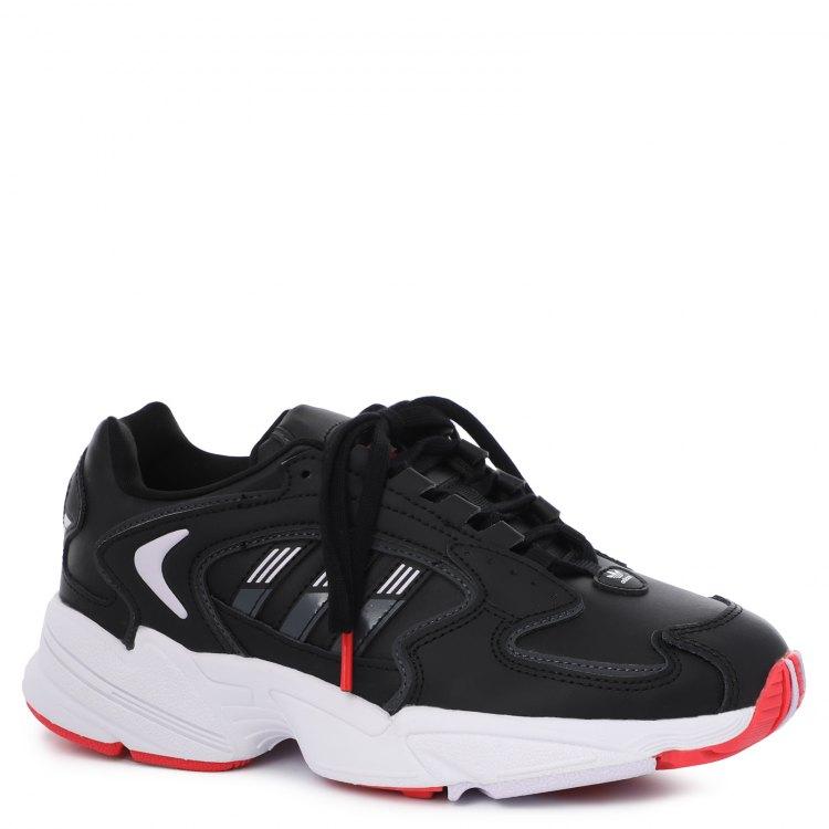 Кроссовки женские Adidas FALCON 2000 черные 7 UK