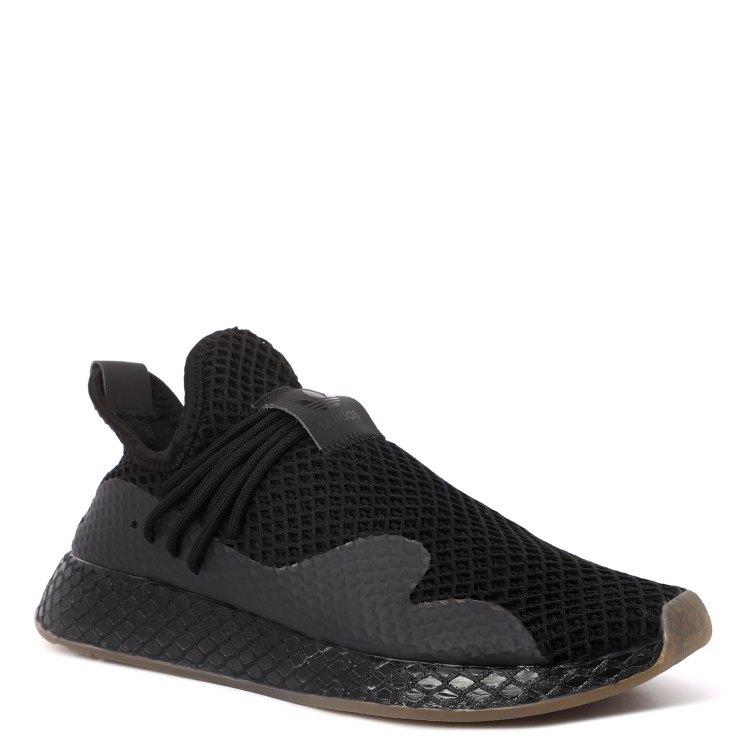 Кроссовки мужские Adidas DEERUPT S черные 10 UK фото