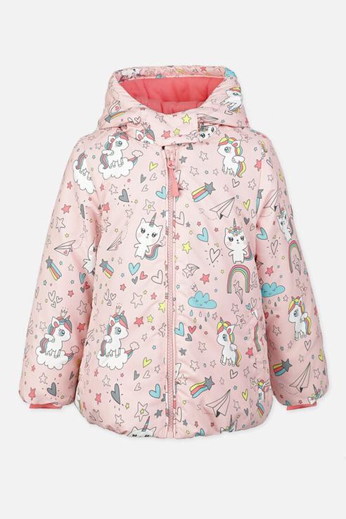 Купить 120327201_розовый, Куртка PlayToday 120327201 р.80, Play Today,