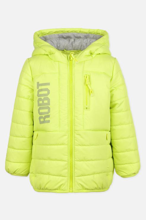 Купить 120317504_желтый, Куртка PlayToday 120317504 р.86, Play Today,