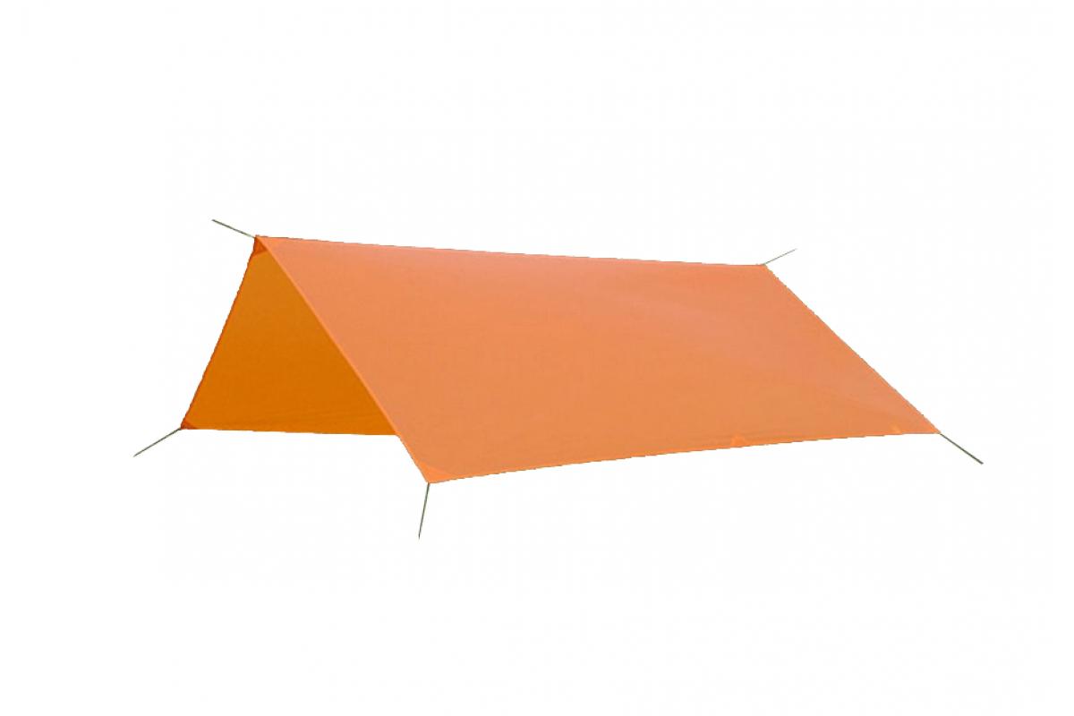 Тент Сплав Cowl оранжевый 3 x 2,7 м