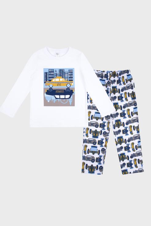Купить 362К-171-А, Пижама детская Bossa Nova цв. разноцветный р.86,