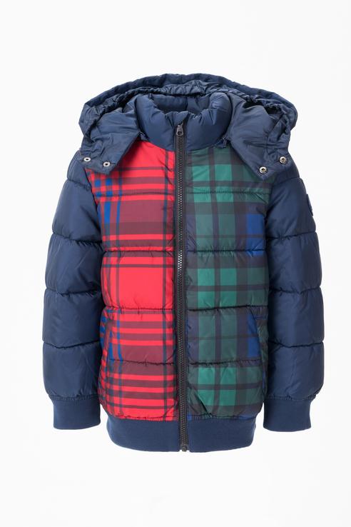 Купить AZA2969B1, Куртка детская Original Marines цв. синий р.104,