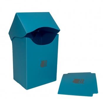 Пластиковая коробочка Blackfire вертикальная светло синяя,