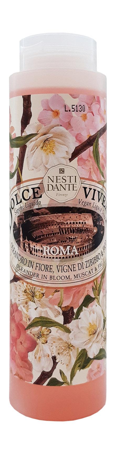 Купить Nesti Dante Dolce Vivere Roma Shower Gel