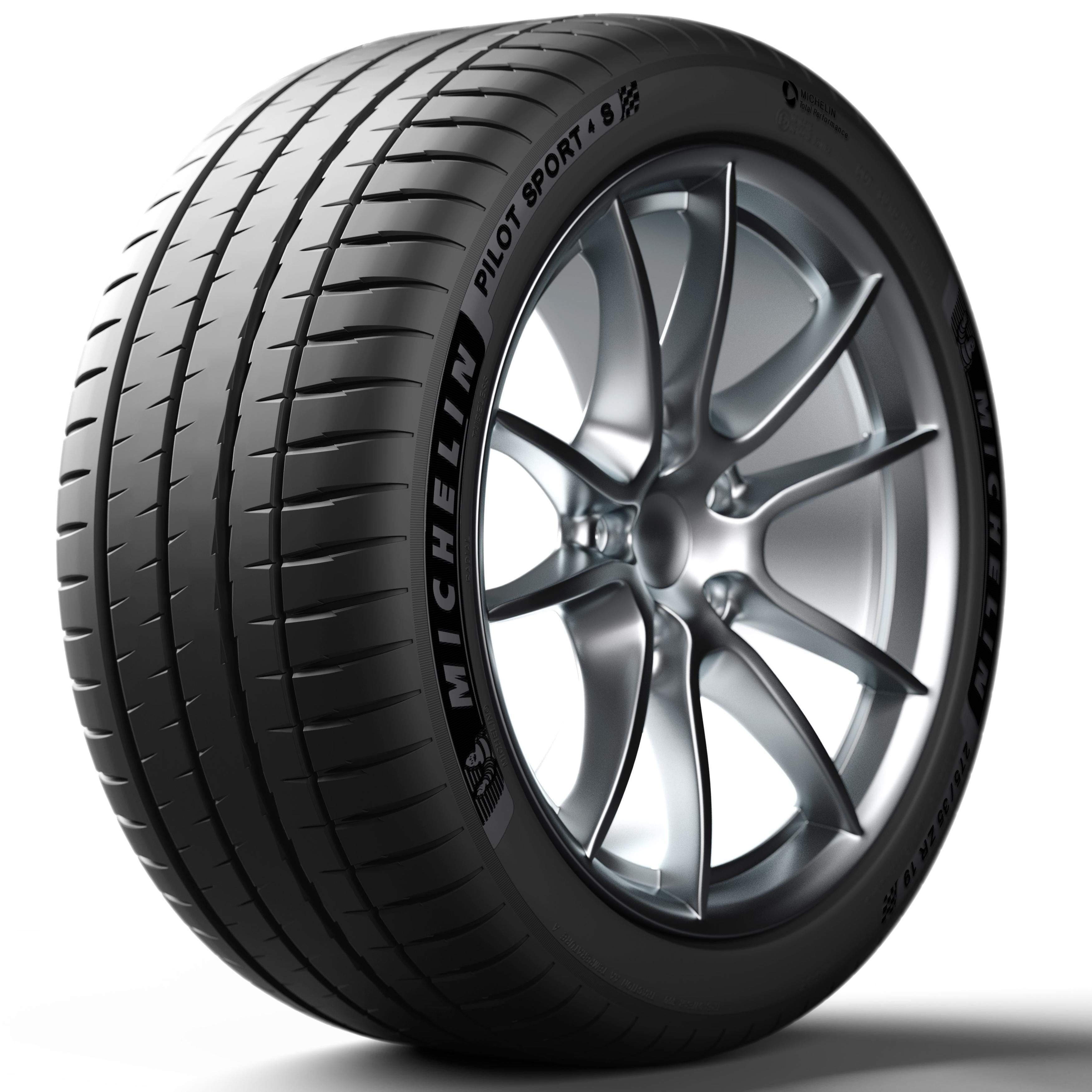 Шины Michelin Pilot Sport 4 S 265/40R21 105 Y