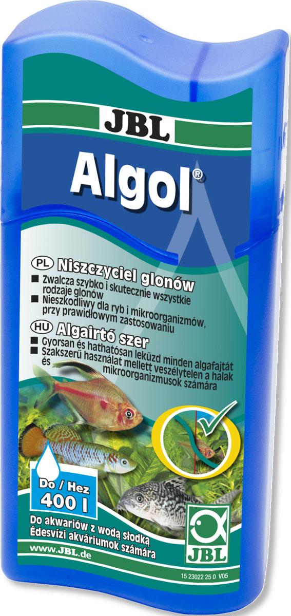 Кондиционер для борьбы с водорослями JBL Algol