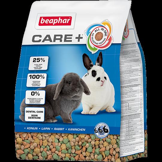 Корм для кроликов Beaphar Care+, 5 кг