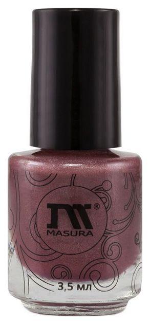 Купить Лак для ногтей Masura Драгоценные камни Магический цитрин 3, 5 мл