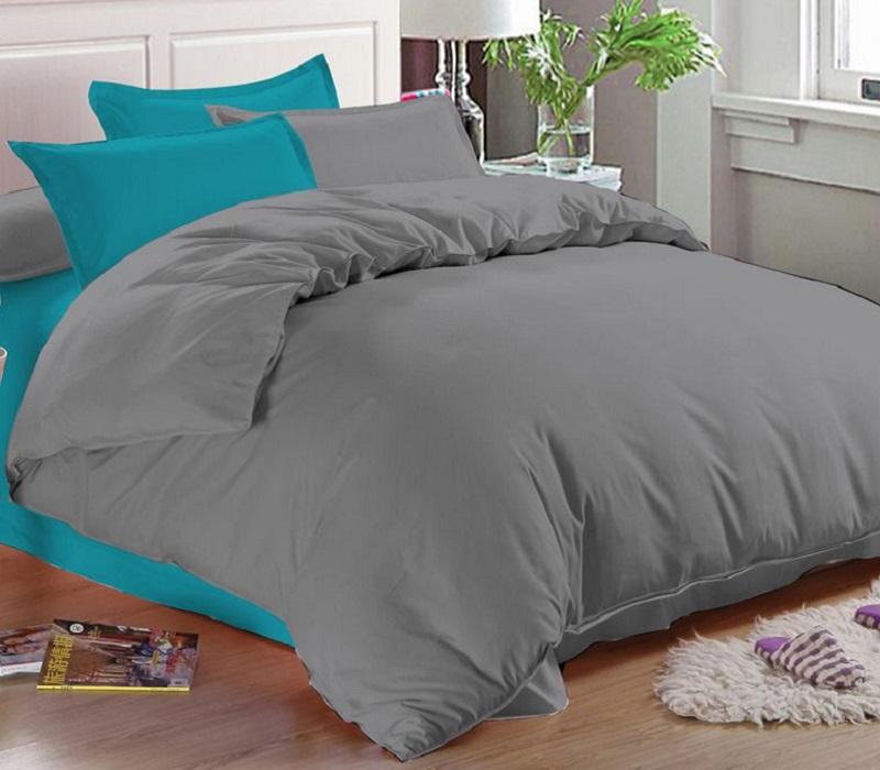 Комплект постельного белья двуспальный Amore Mio, Sergei 9564