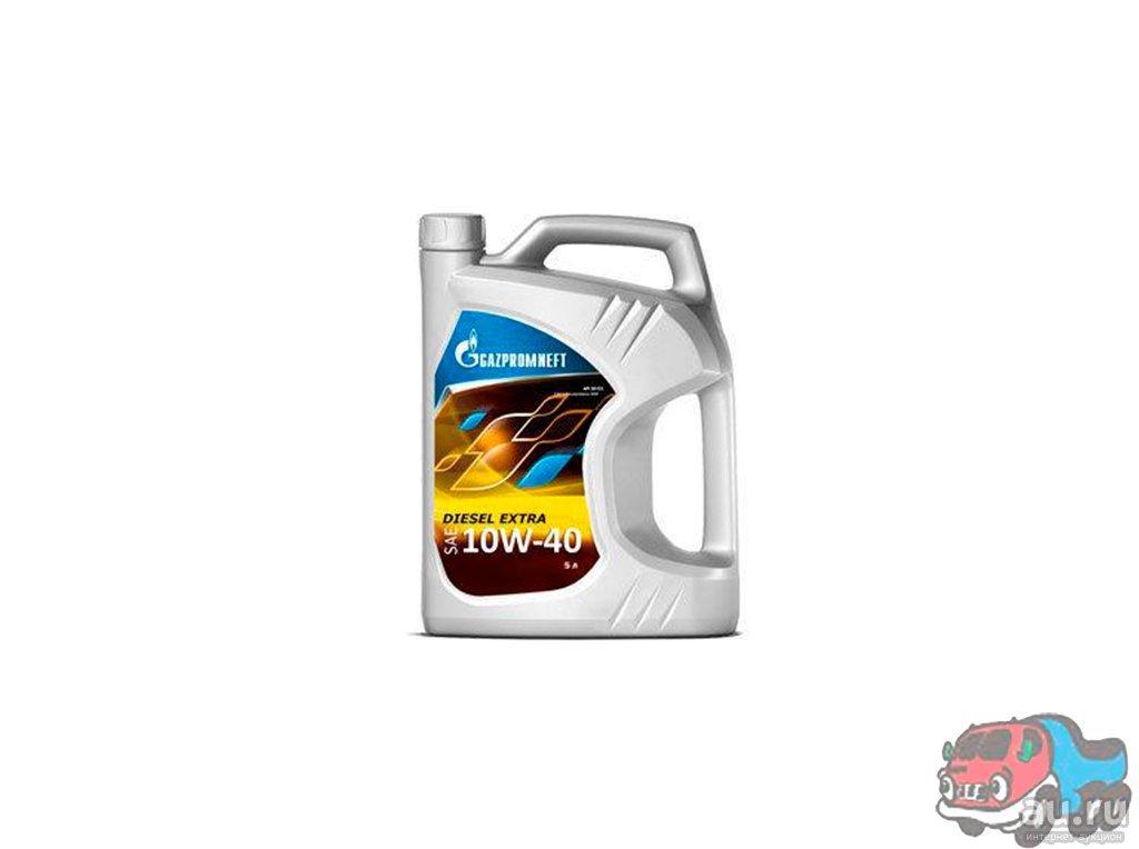 Gazpromneft Diesel Extra 10W 40 кан.5л