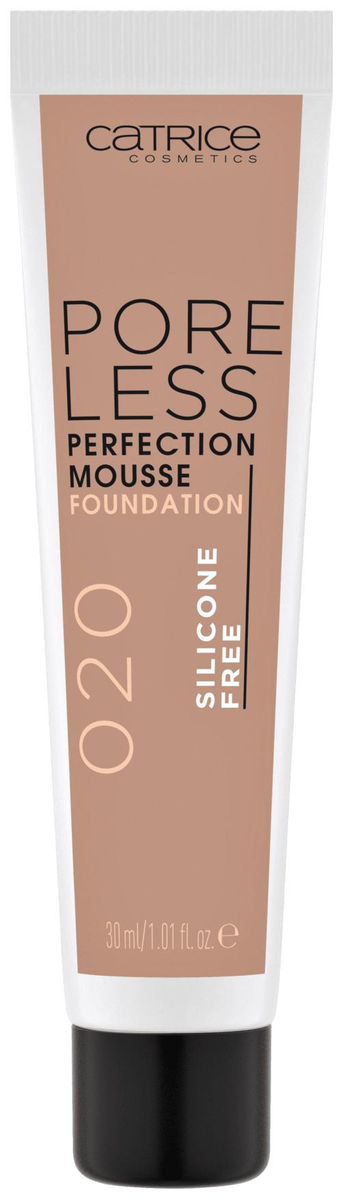 Купить Мусс тонирующий CATRICE Poreless Perfection Mousse Foundation, 30 мл, 020 Neutral Sand
