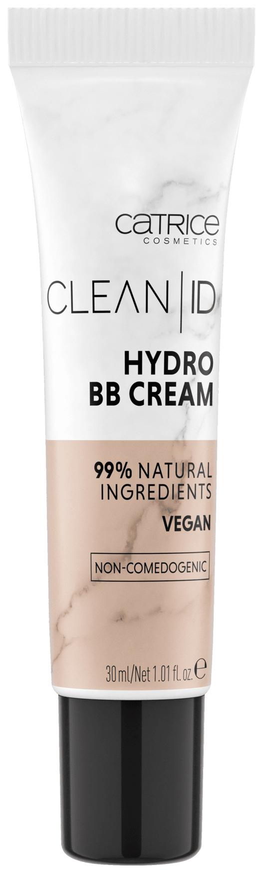 Основа тональная Catrice Clean ID Hydro BB Cream, 010 Light