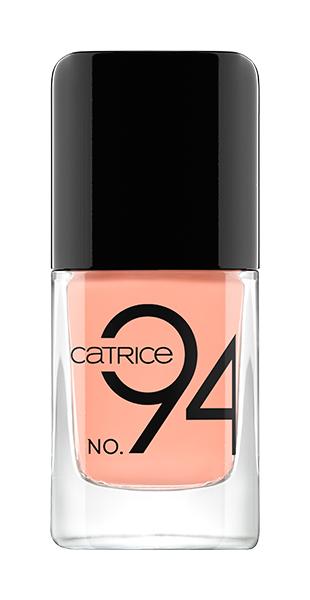 Купить Гель–лак для ногтей CATRICE ICONails тон 94 A Polish A Day Keeps Worries Away 10, 5 мл