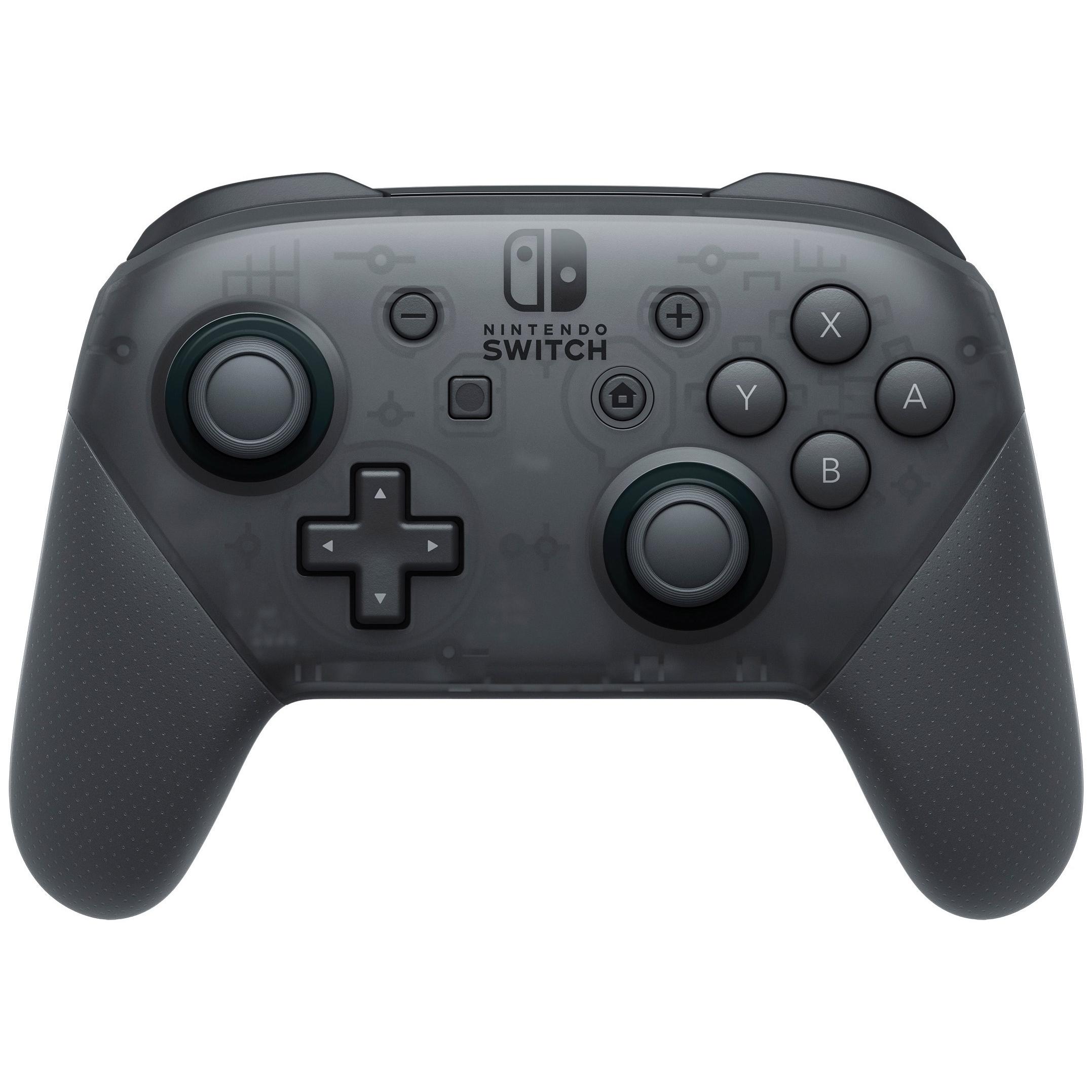 Геймпад Nintendo Switch Pro Controller HAC