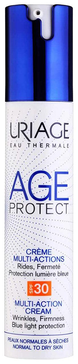 Многофункциональная дневная эмульсия Uriage Age Protect Multi-Action Fluid SPF30, 40 мл