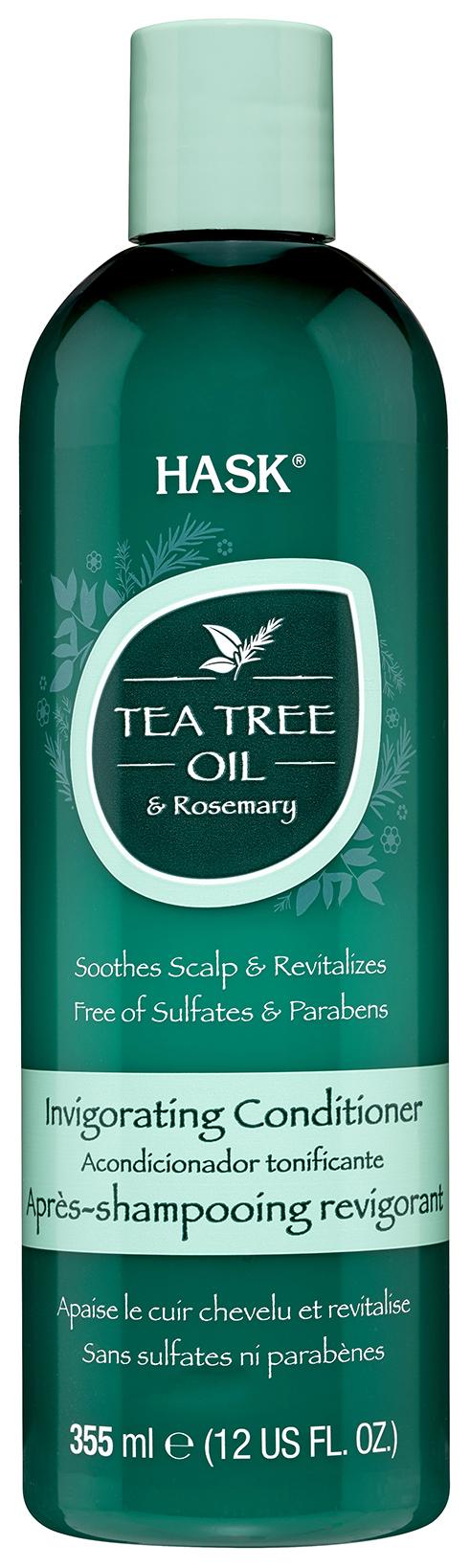Купить Кондиционер для волос HASK Tee Tree Oil & Rosemary 355 мл