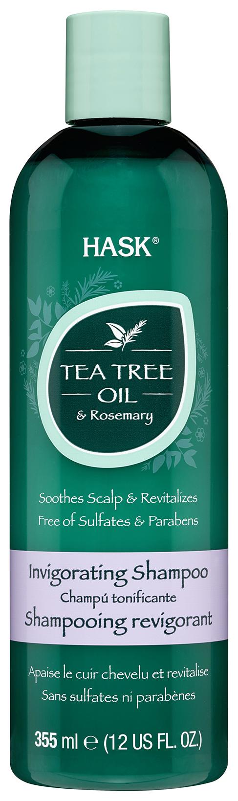 Купить Шампунь HASK Tee Tree Oil & Rosemary 355 мл